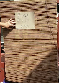 Custom mini blinds Charlotte, 48813