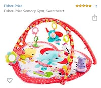 Fisher Price Sensory Gym Sweetheart College Station, 77840