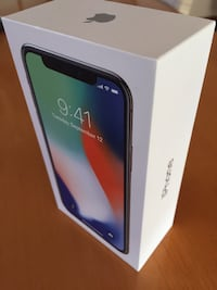New Iphone X 256gb local set SINGAPORE