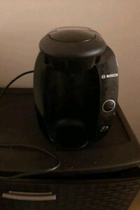 Bosch coffee maker