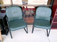 Green Reception Chairs Irving, 75061
