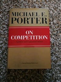 On Competition - Michael Porter Cumming, 30041