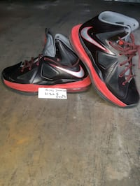 LeBron James basketball shoes