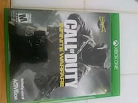 XBOX ONE CALL of DUTY Fountain, 80817