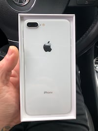Apple iPhone 8Plus 32GB Silver Sprint/Boost Mobile Smartphone 1 Month Old In Pristine/MINT Condition Hamilton, 45013