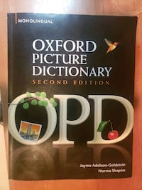 Oxford Picture Dictionary Beltsville, 20705