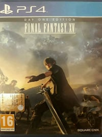 Final Fantasy XV - Day one edition - PS 4 Sesto San Giovanni, 20099