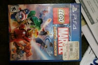 Sony PS4 Lego Marvel Super Heroes Game Moreno Valley, 92551