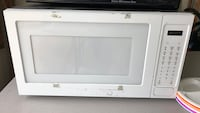 White Electrolux microwave oven  Fort Wayne, 46814
