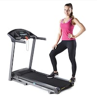 Marcy Motorized Folding Treadmill | JX-650W