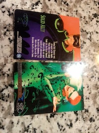 two Solid Ally and Fleer Ultra posters 2277 mi