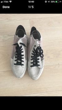 diesel shoes, used, in good condition  size 10/41 Toronto, M5R 1C4
