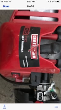 Weed eaters have craftsman   Many different brands of gas Aliquippa, 15001