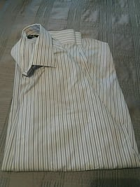 white and black striped polo shirt Knoxville, 37909