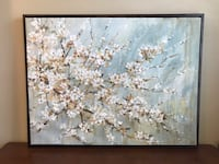 Floral painting Ashburn, 20147