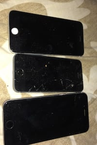 iPhone 5s , 6 and 6s