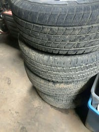 Tires 25 and up. We Also change tires from rim $5 Tulsa, 74110