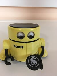 Robie monster coin bank New York, 11356