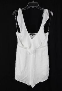 NWT Kendall and Kylie white romper sz S Toronto, M3C 3L7