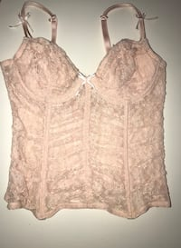 Forever 21 corset with back closures Newark, 94560