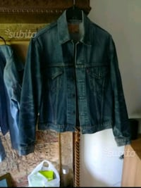 GIACCA IN JEANS LEVI'S 6732 km