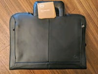 Leather computer bag *NEW* Arlington, 22207