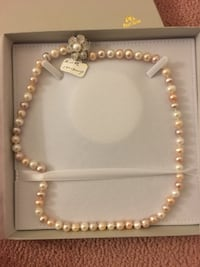 Omura Pearl Heim Japanese Pearl Necklace Whitchurch-Stouffville, L4A 2C8
