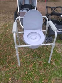 Adult potty chair new
