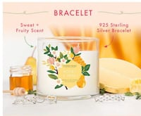 Charmed Aroma Honey and Pear Candle Langley, V2Y 0E8
