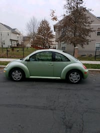 Volkswagen - The Beetle - 2000 28 mi