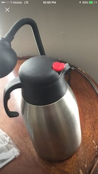 Black and gray electric kettle Ashburn, 20147