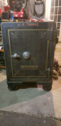 Early 1900s York Safe & Lock Co. Waldorf, 20601