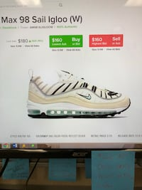 Size 8 women's air max 98 brand new  Cedar Knolls, 07927