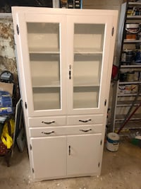 Great Redone Antique Cabinet