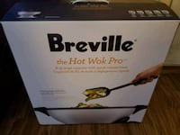 Breville Hot Wok Pro. Brand new, never used.