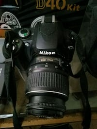 Nikon d40 camera kit! Comes with 2 lenses Ocoee