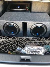 Planet Audio two 1500watt Subs and 2000 Planet Audio Amp West Allis, 53219