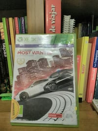 Need For Speed ​​Most Wanted  Pontevedra, 36001