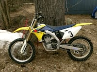 yellow and black motocross dirt bike Acton, 04001
