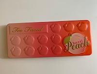 too faced sweet peach palette Newmarket, L3X