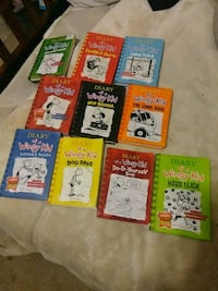 Life of a wimpy kid
