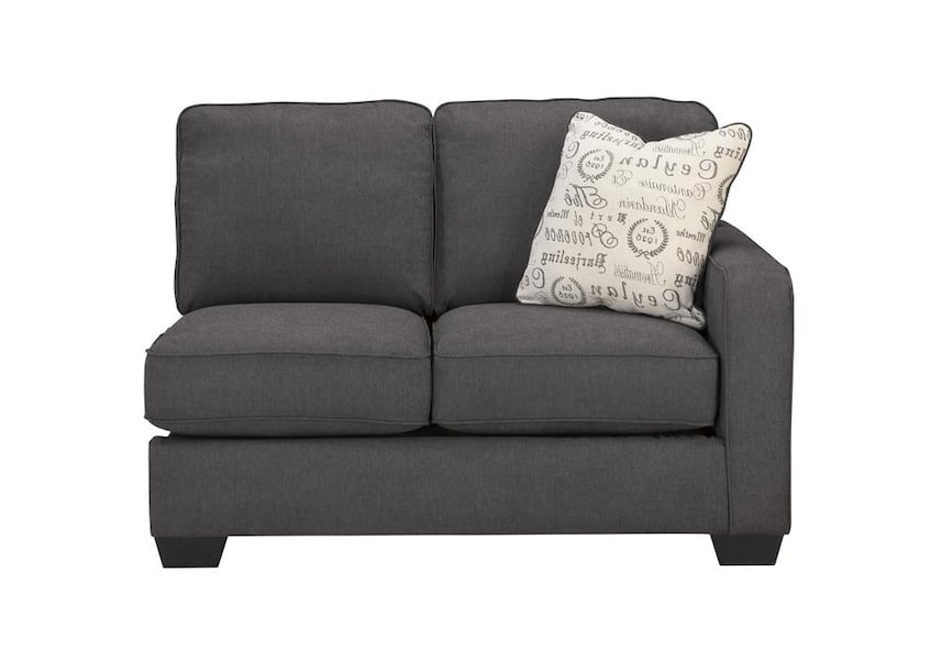 New Ashley Alenya Charcoal LAF Sectional cff9ef72-06ab-41af-b7c0-4f968feb7a0d