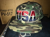 USA Camo SnapBack  Bellflower, 90706
