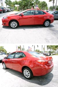 Toyota Corolla LE 2015! Fort Lauderdale