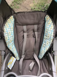 Graco stroller Clinton, 39056