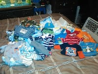 All the cloths u would need for newborn