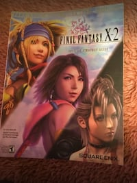 CLASSIC FINAL FANTASY 10 - 2 STRATEGY GAME GUIDE . 3157 km