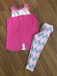 Size 10 Girls outfit