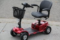 BRAND NEW NO TAX. FREEDOM FOLD-IT MOBILITY SCOOTER Brantford