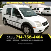 2010 Ford Transit Connect Van XLT Fountain Valley, 92708
